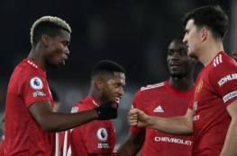 فيديو.. مانشستر يونايتد يعتلي الصدارة بفوز شاق على فولهام