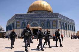 رفع حالة التأهب مع غزة: الشرطة الإسرائيلية تنشر الآلاف من عناصرها في القدس
