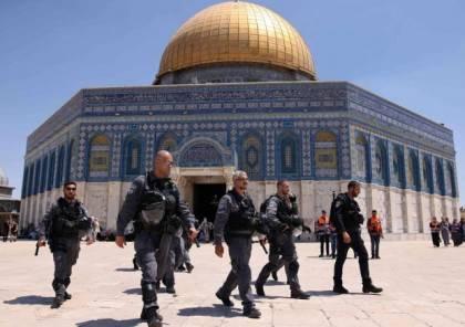 مصر تدين انتهاكات الاحتلال في المسجد الأقصى