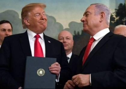 ترامب بنظر الإسرائيليين : رئيس سيئ وخيانته لإسرائيل قادمة
