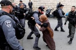 صورة : الكشف عن أول ضابطة محجبة بشرطة الاحتلال الإسرائيلي