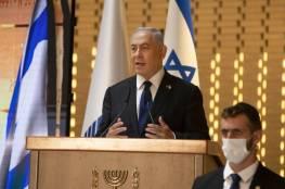 """""""أنصح أعداء إسرائيل بألا يجربوها"""".. نتنياهو:  الجيش مستعد للتعامل مع أي سيناريو"""