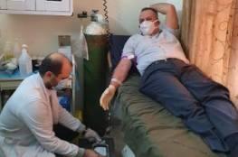 """حملة تبرع بالدم في صفوف """"وقائي"""" جنين"""