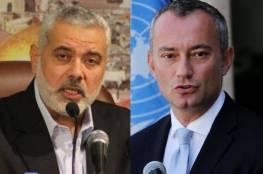 حماس تبلغ مصر والأمم المتحدة بأن صبرها قد انتهى