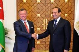 تنسيق مصري أردني لاستئناف المفاوضات الفلسطينية الإسرائيليّة