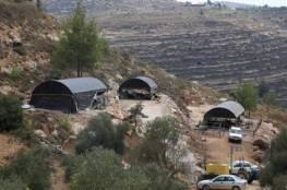 """في خطوة غير مسبوقة.. الاحتلال يضم أراضٍ من قريوت للمنطقة """"ج"""""""