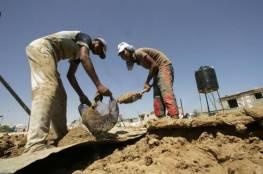 غزة: 3000 عامل بدون عمل نتيجة قصف المنشآت الاقتصادية