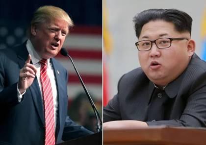 كوريا الشمالية تهدد بإلغاء قمة كيم جون اون وترامب
