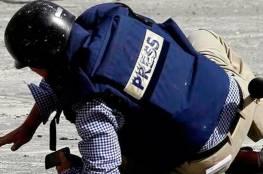 إصابة 3 مواطنين بينهم صحفي بالرصاص المعدني خلال قمع الاحتلال مسيرة كفر قدوم