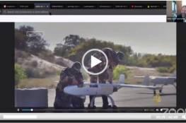 اختراق بث القناة 7 العبرية ونشر فيديوهات لكتائب لقسام