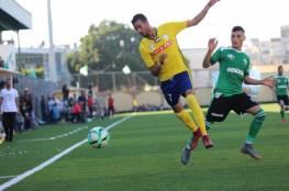 فيديو.. شباب بلاطة وخدمات رفح يتعادلان في ذهاب نهائي كأس فلسطين