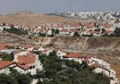 هأرتس: الحكومة الإسرائيلية وافقت على شق طرق بالضفة ستسمح بتوسيع الاستيطان