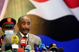 شاهد.. البرهان: رفع اسم السودان من قائمة الإرهاب مرتبط بالتطبيع مع إسرائيل