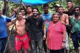 رحلة برازيلي صمد وحيداً 38 يوماً في أدغال الأمازون بعد سقوط طائرته