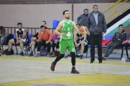 انتصاران لخدمات والمغازي في دوري جوال لكرة السلة