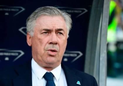 أنشيلوتي: أتمنى تخطي إنجاز زيدان مع ريال مدريد