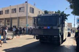 إصابات واعتقال 10 على الأقل عقب هدم 3 منازل في شفا عمرو