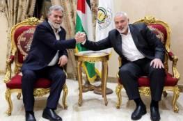 اجتماع قيادي بين حركتي الجهاد الإسلامي وحماس في بيروت