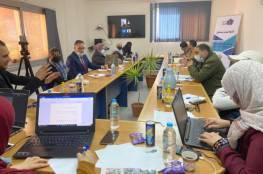 """فلسطينيات وأمان يطلقان مبادرة الإعلاميات يسائلن """"5"""""""