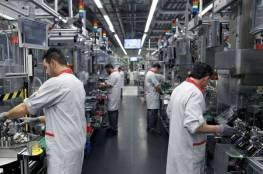 الإحصاء: تراجع حاد في كميات الانتاج الصناعي بحوالي الربع خلال آذار