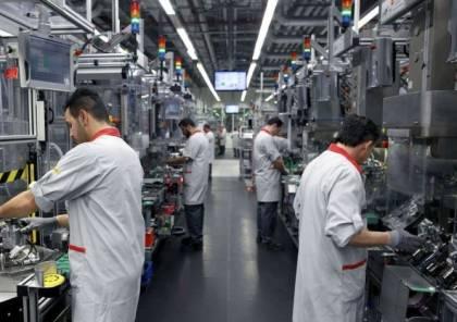 الإحصاء: ارتفاع الرقم القياسي للإنتاج الصناعي بـ6.65% خلال شباط المنصرم