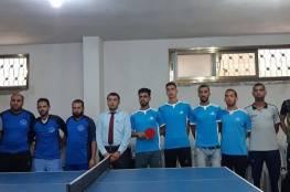 الاتحاد الرياضي وأهلي النصيرات لدوري الثانية