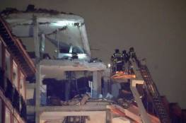 ارتفاع عدد مصابي انفجار مدريد إلى 11