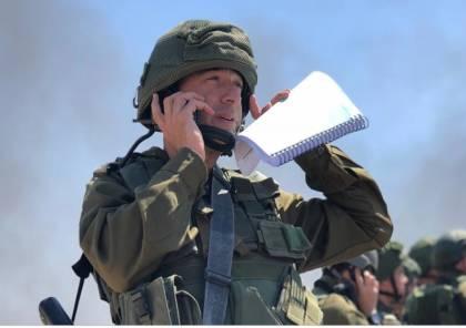 ضابط كبير: لا نهاجم أراض فارغة في غزة وهجماتنا لها أبعاد طويلة المدى