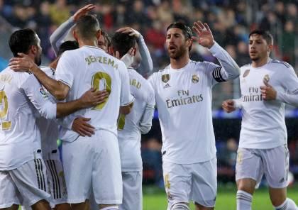 """""""4"""" أسباب ترشح ريال مدريد للاحتفاظ بالليغا"""