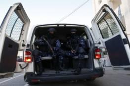 الشرطة تفض شجاراً وتقبض على عدد من المشتبه بهم في جنين