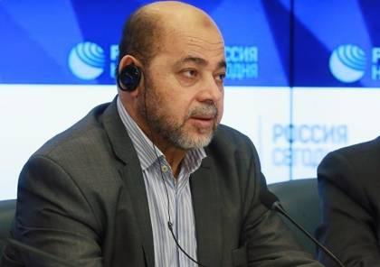أبو مرزوق: يجب أن يبقى الاحتجاج قائما حتى يعتقل قتلة نزار بنات والمسؤولين عنهم