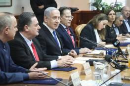 جلسة مهمة للكابينت الأمني الإسرائيلي استمرت 3 ساعات