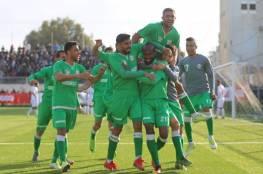 بالأسماء: قائمة بعثة خدمات رفح في إياب كأس فلسطين