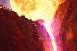 """""""شريان الأرض"""" يظهر لأول مرة من الفضاء كـ""""جرح دام"""" (صور وفيديو)"""