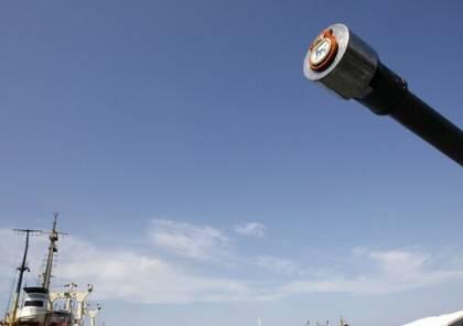 """""""الدفاع الأمريكية"""" تنشر صورة لأول سفينة حربية جزائرية تزور الولايات المتحدة"""