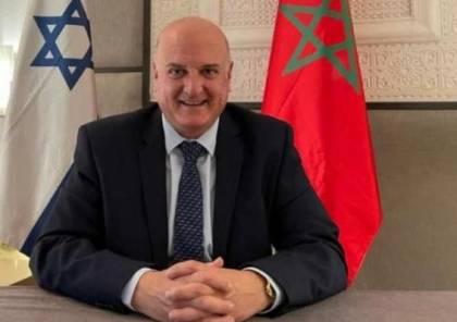 """""""أطردوا ممثل إسرائيل"""": وسم يتصدر مواقع التواصل في المغرب"""