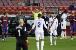 برشلونة يقع في فخ التعادل مع ايبار بنتيجة (1-1)..فيديو