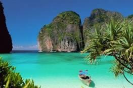 "تايلاند تغلق شاطئ ""مايا باي"" حتى 2021"