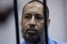 بعد احتجازه سبع سنوات.. ليبيا تطلق سراح الساعدي نجل القذافي