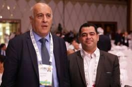 هنية يستنكر شكوى منظمات صهيونية للجنة الأولمبية الدولية ضد الرجوب