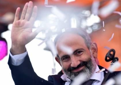 أرمينيا تقرر فتح سفارة لها في إسرائيل