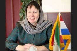 سوزانا تيرستال مبعوثة اوروبية جديدة للسلام في الشرق الأوسط