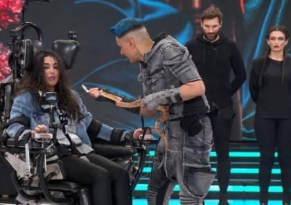 "ياسمين صبري تخرج عن صمتها وتهاجم ""رامز مجنون رسمي"""