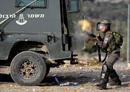 إصابة شاب برصاص الاحتلال في بلدة حزما