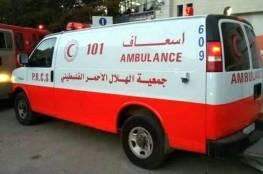 وفاة طفلة بحادث سير في الظاهرية