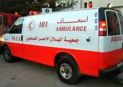 غزة : وفاة شاب بظروف غامضة والشرطة تحقق