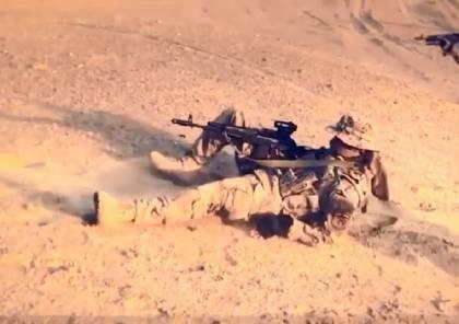 """""""نطير في الجو ونرمي القنابل"""".. فيديو للصاعقة المصرية يلاقي تفاعلا واسعا"""