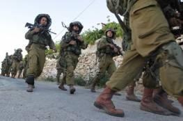 جيش الاحتلال يقرر تعزيز قواته بالضفة الغربية
