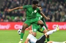 فيديو.. نيجيريا تقلب تاخرها الى فوز كبير على الارجنتين