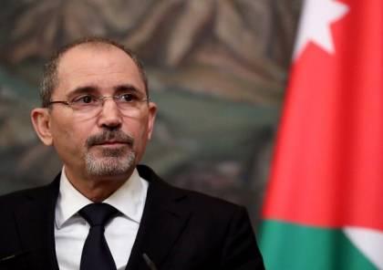 الصفدي لأشكنازي: اتفاقيات السلام ليست بديلا لحل القضية الفلسطينية